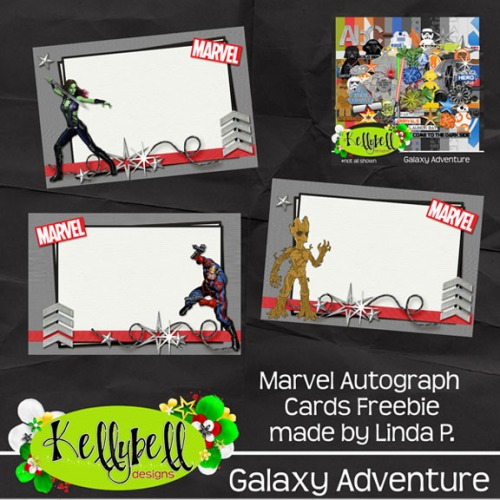 Marvel Autograph Cards Freebie